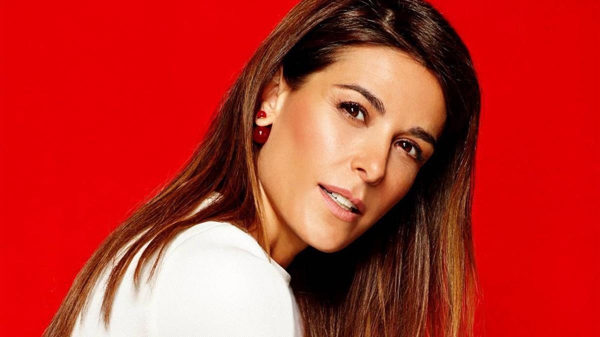 Raquel Sánchez Silva será la presentadora de Maestros de la costura.