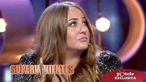 Rocío Flores firma el contrato de 'Supervivientes 2020' y se convierte en la primera concursante