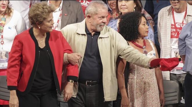 Lula entra en el Gobierno de Rousseff para esquivar la justicia