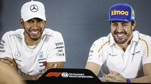 Hamilton: «Alonso tornarà en forma»