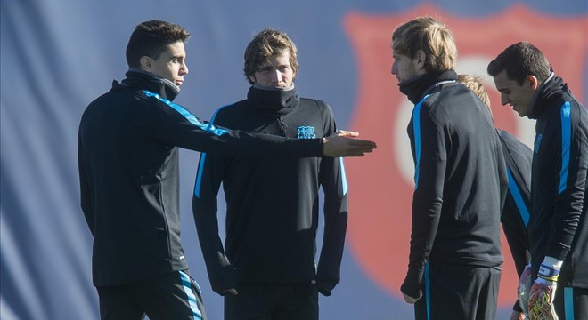 """Bartra: """"Mi situación en el Barça mejorará"""""""