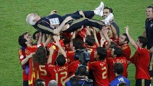 Luis Aragonés: homenatge a un savi