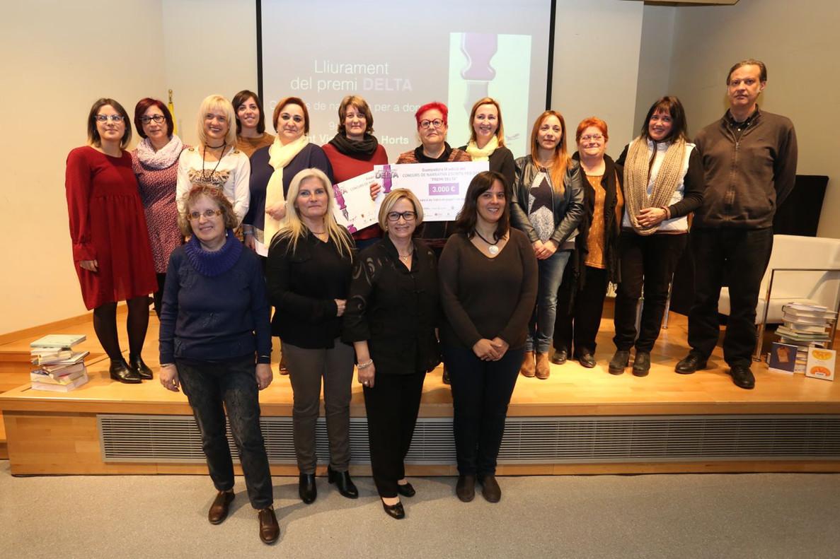 Maite Moreno, de Sant Boi, guanyadora d'un concurs de literatura feminista
