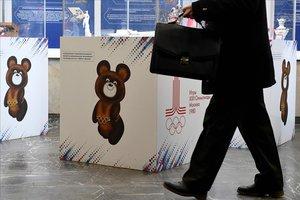 Sede del Comité Olímpico Ruso.