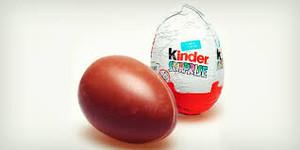 Tres nens de 6 i 7 anys consumeixen haixix de l'interior d'un ou sorpresa per error