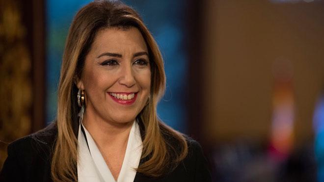 Susana Díaz renuncia a presentar-se a la investidura