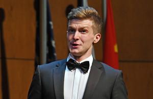 El tenor checo Petr Nekoranek, ganador del Concurs Internacional de Cant Tenor Viñas.