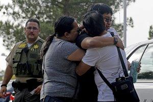 El tiroteo se produjo en el instituto Saugus High School en Santa Clarita.