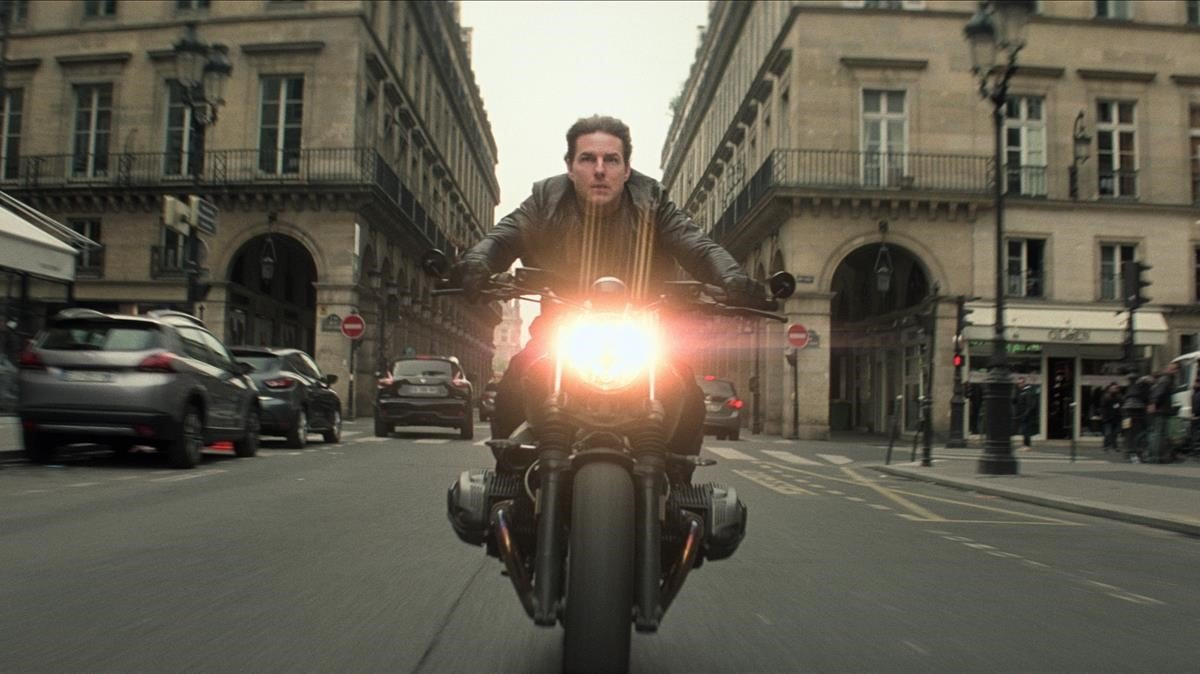 Tom Cruise interpreta a Ethan Hunt en 'Misión imposible: Fallout', la sexta entrega de la serie.