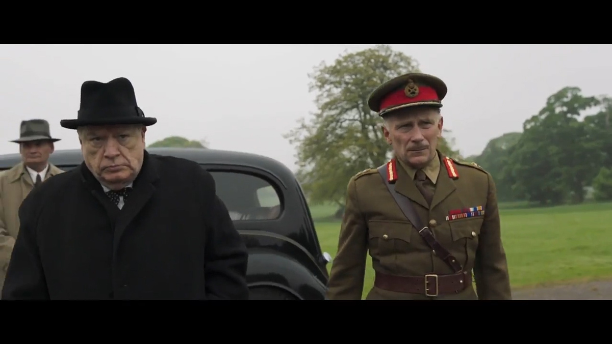 Tráiler de Churchill (2017).