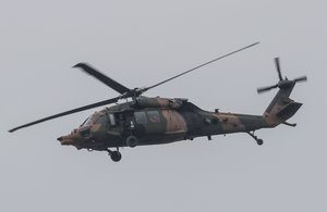 La fuerza armada turca está preparara para defenderse de los ataques sirios.