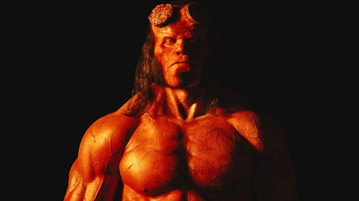 Una imagen promocional de 'Hellboy', de Neil Marshall