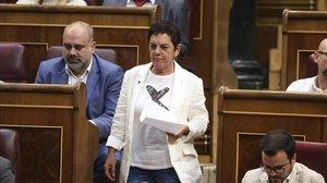 Bildu s'abstindrà, però demana el dret a l'autodeterminació
