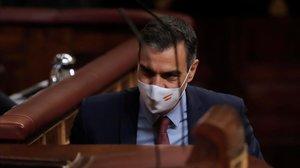 Sánchez presumeix pels fons i demana importar el consens a la UE