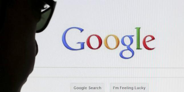Un usuario de Google.