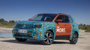 El Volkswagen T-Cross será el segundo modelo de Landaben.