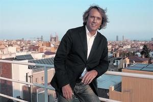 Willy Müller, director general de Barcelona Regional, en una entrevista concedida a este diario en septiembre del 2011.