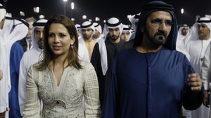 Una dona del primer ministre d'EAU fuig del país amb una fortuna