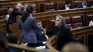 "Joan Tardà : ""Defender ahora Catalunya es defender Madrid"""