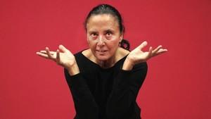 Marta Carrasco, en La Seca-Espai Brossa.
