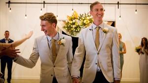 Austràlia celebra els primers casaments homosexuals després de la legalització