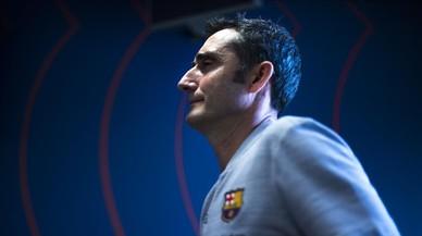 Valverde elogia a Rafinha, pero lo vuelve a descartar