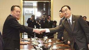 Pyongyang i Seül acorden reconnectar-se per carretera i tren