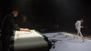 Un momento de 'RRR' en el Auditori de Barcelona.