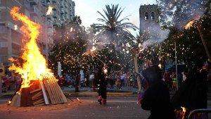 Sabadell activa un dispositiu de seguretat especial per a Sant Joan a causa de la Covid-19