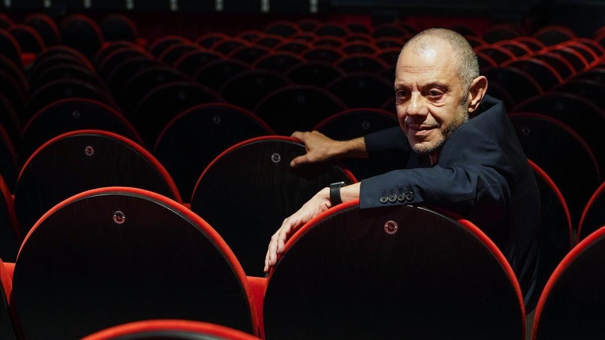 Lluís Pasqual,director de teatro.