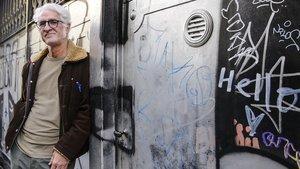 Miguel Gallardo, el pasado noviembre en Barcelona.