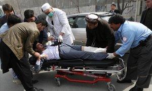 Almenys 27 morts en un tiroteig en un esdeveniment a Kabul