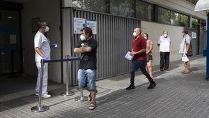 Catalunya suma 679 nous casos de coronavirus i 14 morts