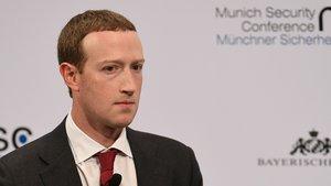 Mark Zuckerberg, en un encuentro con 500 líderes de opinión en Múnich.