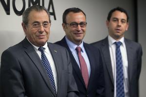 Víctor Grífols cedeix la gestió de la companyia al seu fill i al seu germà, nous consellers delegats
