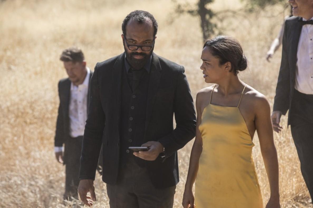 Segona temporada de 'Westworld'