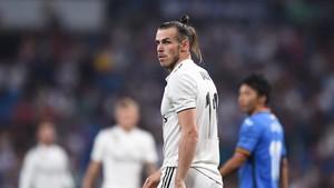 Gareth Bale, en la jornada 1 ante el Getafe.