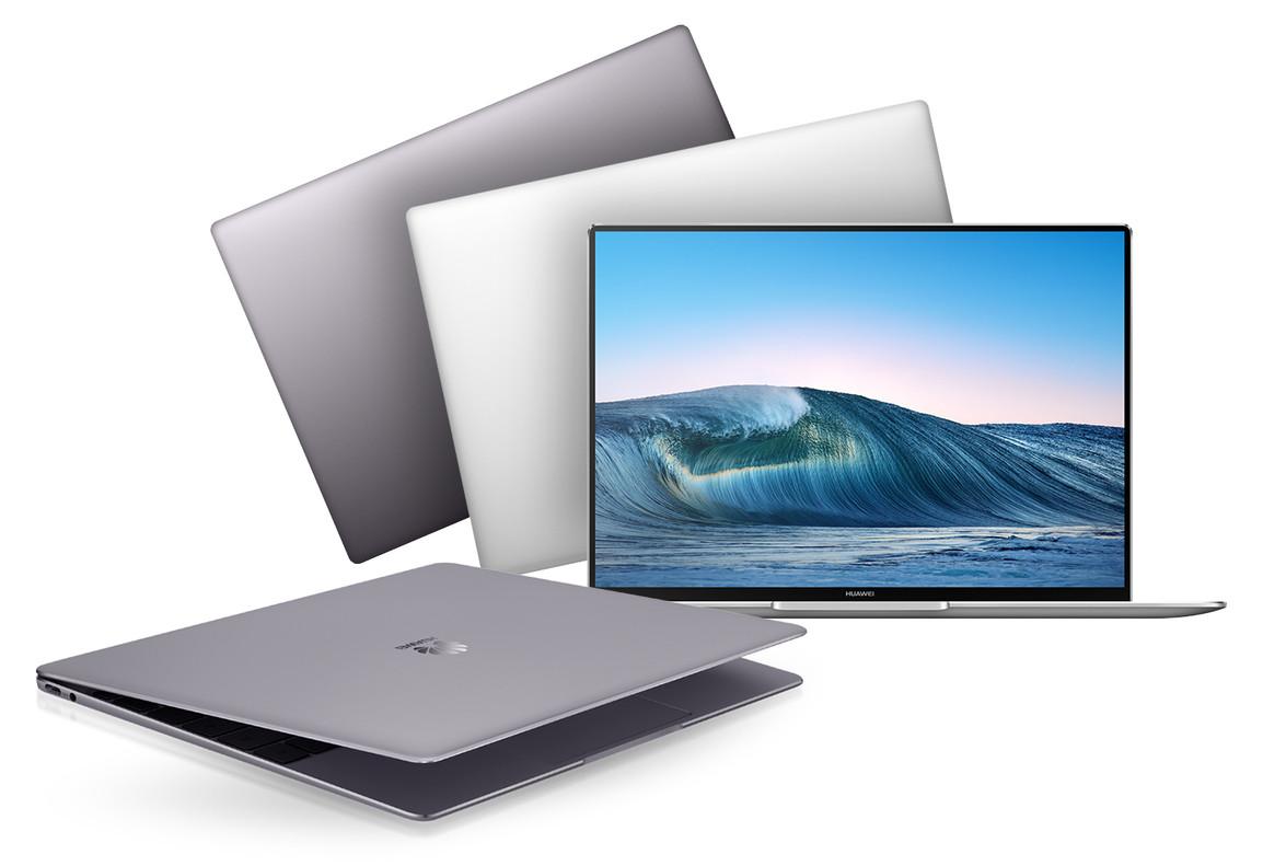 Huawei anuncia un portátil ultrafino casi sin marcos, el MateBook X