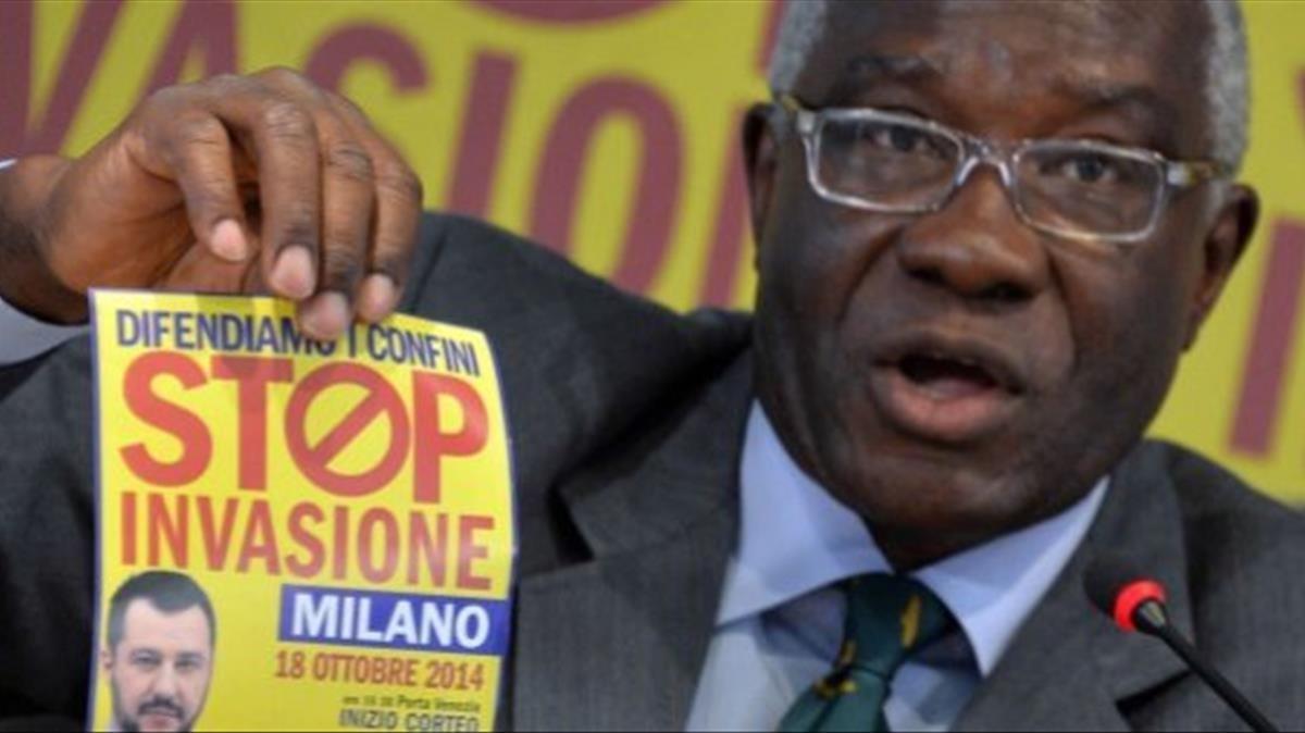 Resultado de imagen de Tony Iwobi, de 62 años,