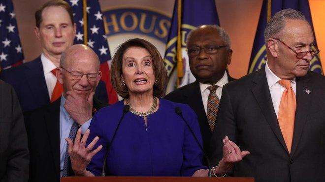 La guerra de Trump contra el Congrés aviva les crides a un 'impeachment'
