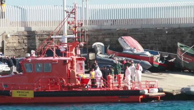 """Confirman que el cuerpo hallado en el mar es de un tripulante del """"Rúa mar"""""""