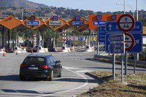 Els peatges de les autopistes de la Generalitat pujaran un 0,1% el 2020