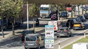 Una ordenança municipal regularà la zona de baixes emissions permanent a partir del gener de l'any que ve
