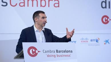"""Miguel Vicente: """"Les noves tecnologies afavoreixen el desenvolupament de les pimes"""""""