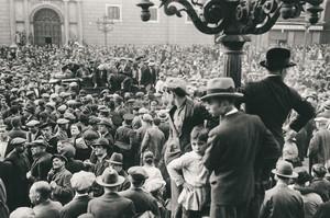 Parets s'afegeix a la commemoració del 88è aniversari de la proclamació de la Segona República
