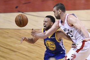 Els Raptors de Marc Gasol comencen guanyant la final de l'NBA