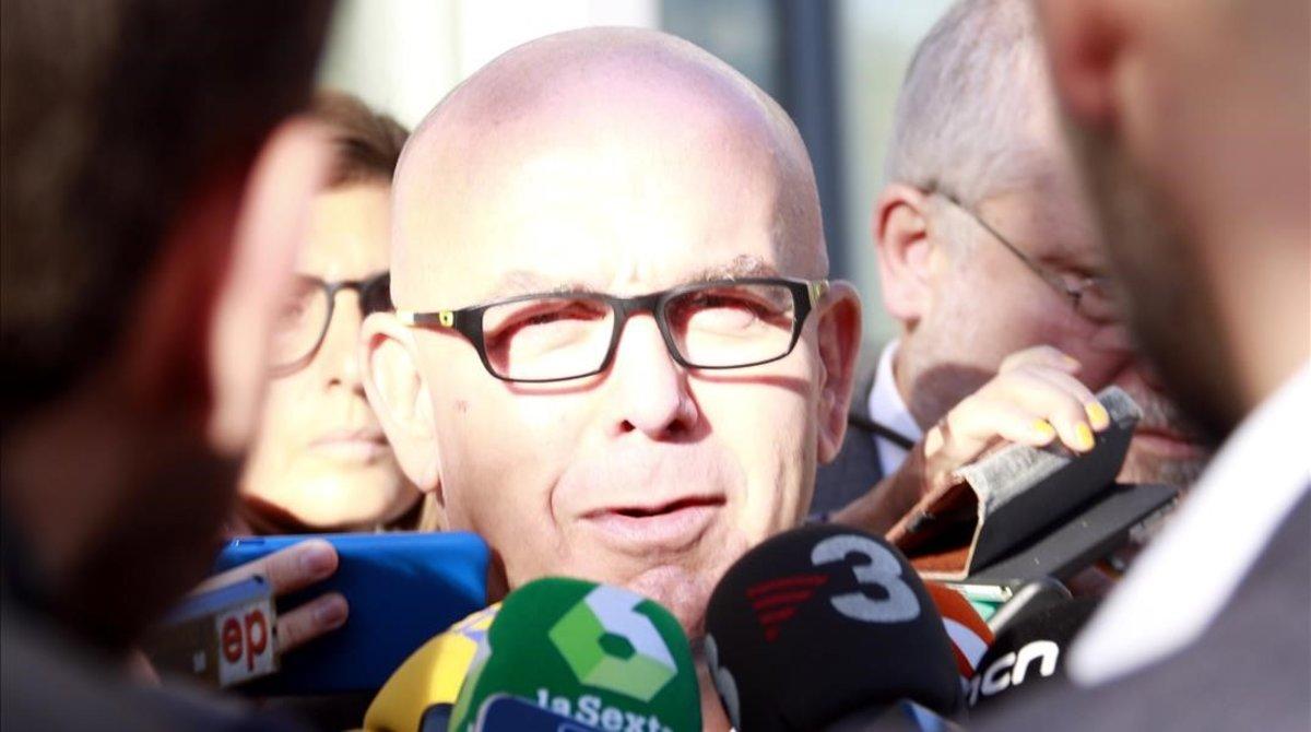 El abogado Gonzalo Boye el pasado mes de septiembre.