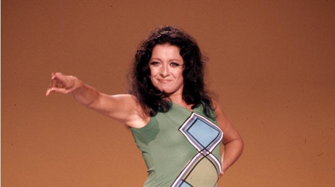 Mor Dolores Vargas 'La Terremoto', pionera absoluta del flamenc pop