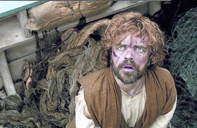 Tyrion Lannister (el actor Peter Dinklage), uno de los personajes de Juego de tronos candidato a tener una calle en la localidad de Kuna.