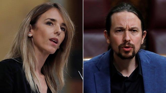 Álvarez de Toledo llama hijo de terrorista a Iglesias, que avanza una posible denuncia.
